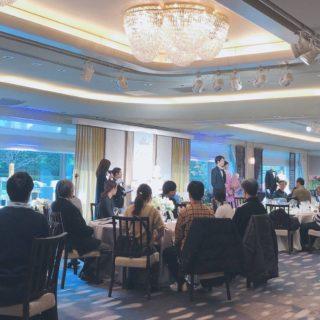 ホテル日航福岡2020グランドブライブルフェアMC